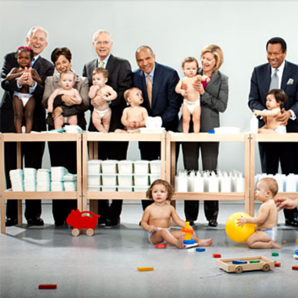The Board and The Babies: With LPK's Help, Fortune Magazine Captures Procter & Gamble's Directors With Some of Their Tiniest Customers