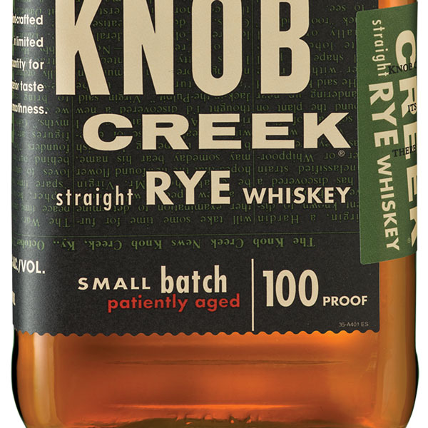 LPK's Design Work for Knob Creek Rye Featured on The Dieline