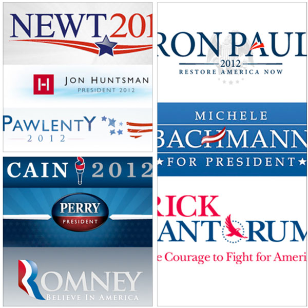 Brandmarks of the Republican Primary—The Rise of Branding in Politics