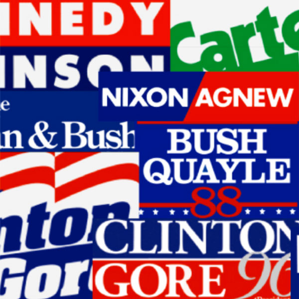 An Analysis of Presidential Visual Identities—The Rise of Branding in Politics