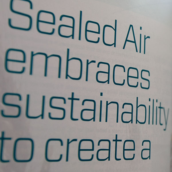 LPK Earns Additional Honors for Sealed Air Rebrand