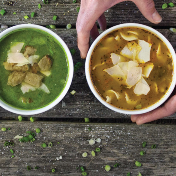 La Soupe's Brand Transformation