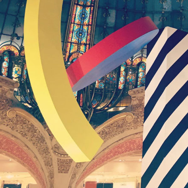 From Paris: A Fashion Approach to Pattern Design