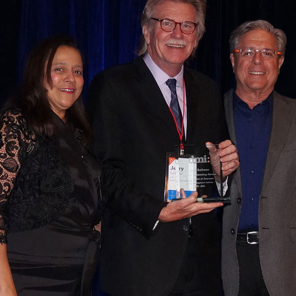 DMI Celebrates Jerry Kathman, Ushers in New Leadership