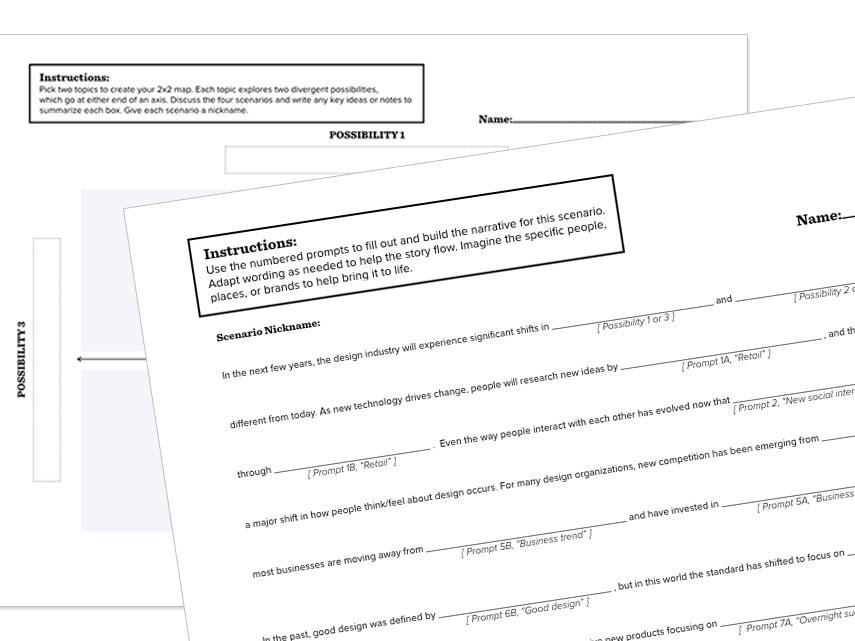 Add Binoculars To Your Brand Survival Kit Lpk. Worksheet03855x641. Worksheet. Future Planning Worksheet At Clickcart.co