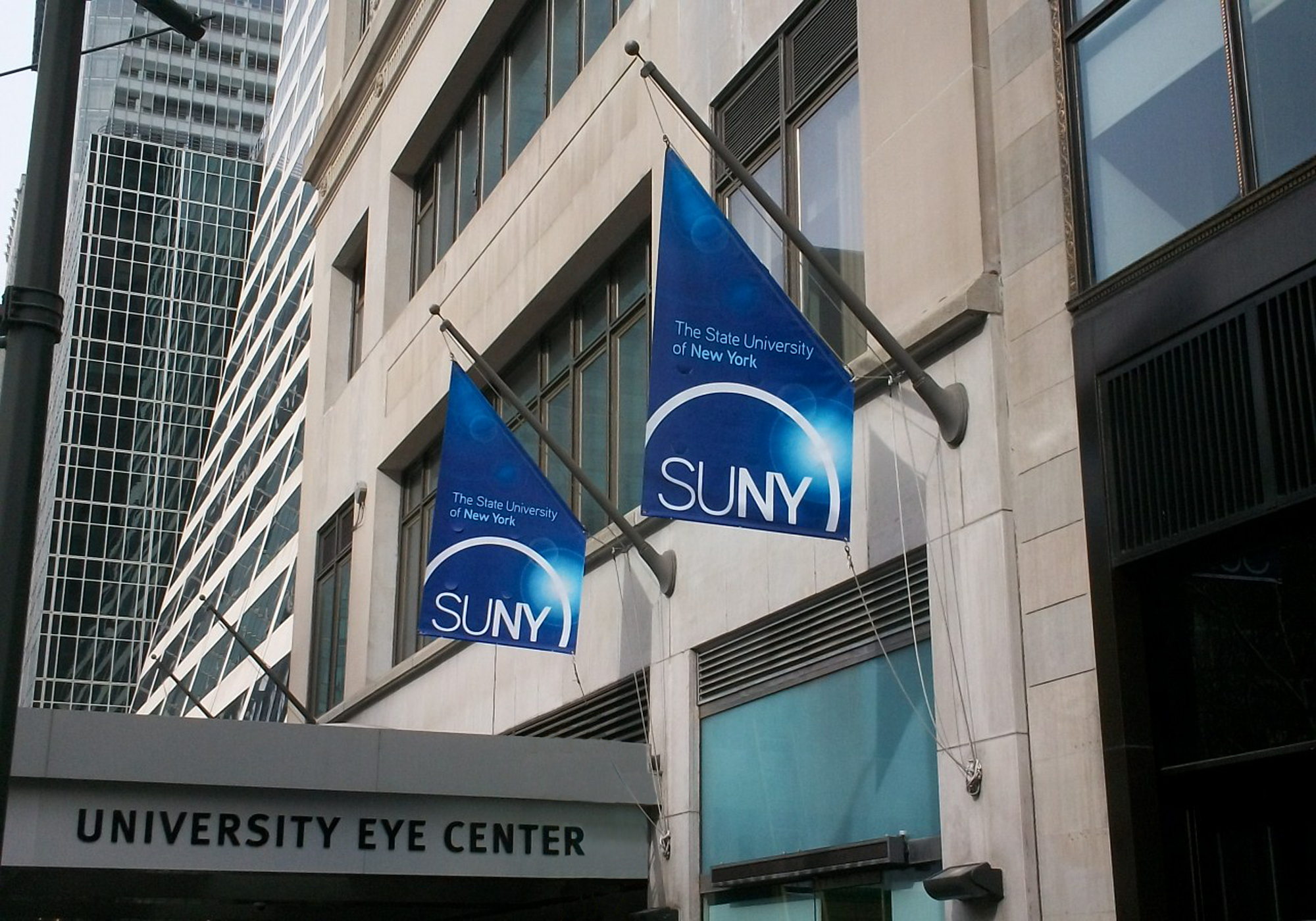 THE STATE UNIVERSITY <br>OF NEW YORK