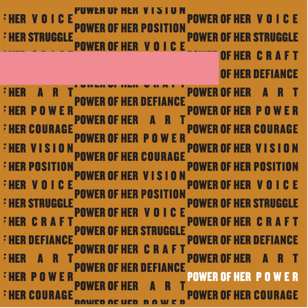 POWER OF HER <br>Kicks off  the Year <br>of the Woman