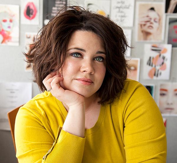 Ashley Edwards, new brand creation