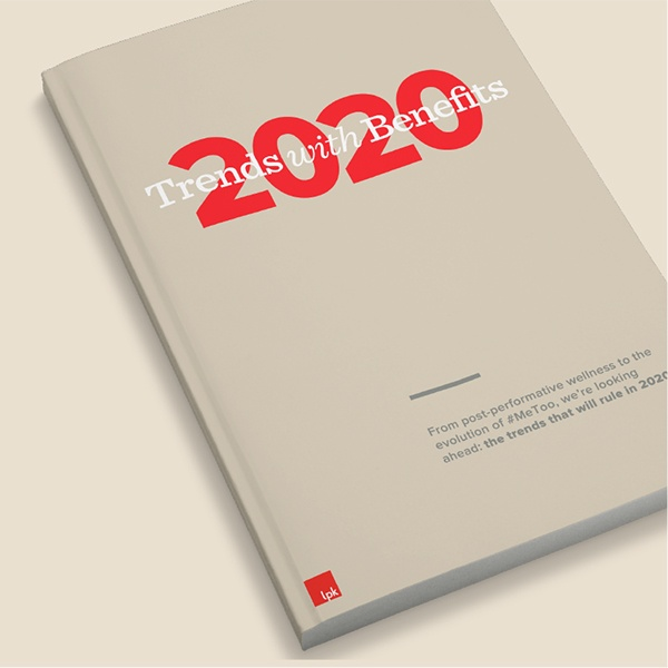 Trends with Benefits: 2020