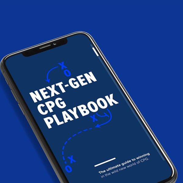 The Next-Gen CPG Playbook