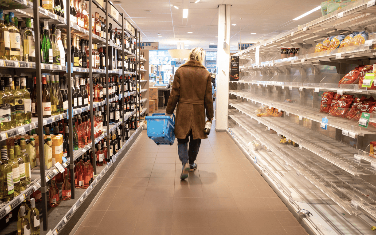 Crisis Shopping: The New Retail Strategies for CPGs