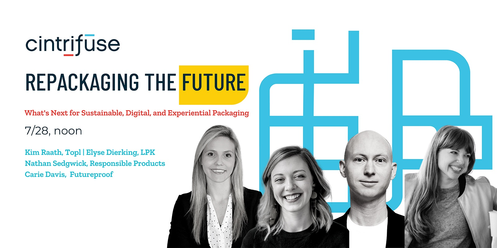 Elyse Dierking Joins Sustainability Experts at <i>Repackaging the Future</i>