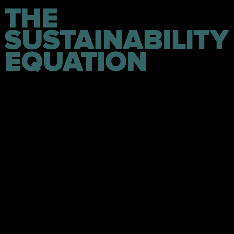 Digital Roundtable: The Sustainability Equation